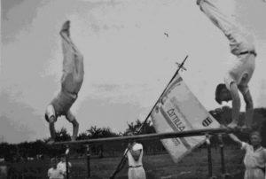 Turnen Attila Houten rond 1949